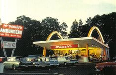 When McDonalds looked like this