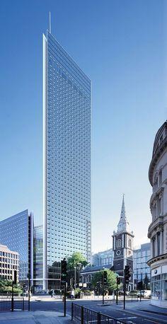 The Minerva Building in London