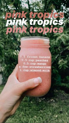 Newest Photo healthy smoothie recipes, smoothie inspo, vegan smoothie recipes, summer fruit, . Ideas Smoothie Recipes tasty and healthy… You will find therefore many recipes hanging on the net now Smoothie Bowl Vegan, Vegan Smoothie Recipes, Healthy Breakfast Smoothie Recipes, Healthy Foods, Berry Smoothie Recipe, Healthy Juice Recipes, Avocado Smoothie, Keto Recipes, Dinner Recipes