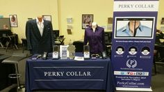 Save on shipping and pick up a Perky Collar today. I will be at the Fitness Connection in Ballantyne on Ardrey Kell Rd. until 8pm this evening.  Stop by and say hello and finish your Christmas shopping for the business professionals in your life.