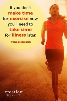 The CHOICE is yours! #choosehealth