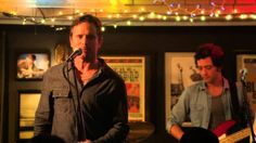 "Deacon singing ""You're that kind of trouble."" I love that song."