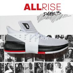 Lace up a pair of Damian Lillard's new kicks. The adidas Dame 3 'Rip City' is out now.