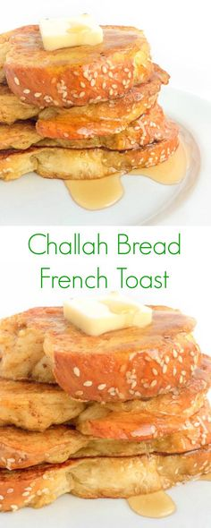Challah Bread French Toast - The Lemon Bowl
