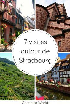 Autour de Strasbourg : que faire ? - Best Places to Get Immersed in Another Culture Road Trip France, Europe Destinations, Blog Voyage, Cheap Travel, Culture Travel, The Good Place, Places To Go, Around The Worlds, Lyon