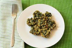 Mini Spinach and Artichoke Kugel - this is something we could eat for 8 days straight. #Passover #Pesach #Kosher