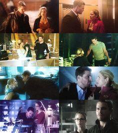 Arrow / Oliver & Felicity