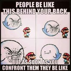 Sure do!  Confront someone.  You will see. :)