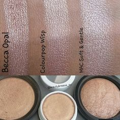 Honestly I like Becca Opal much better. So there is that..
