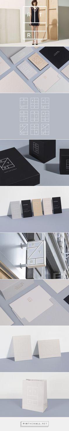Rent The Runway by Lotta Nieminen Studio — The Brand Identity - created via https://pinthemall.net