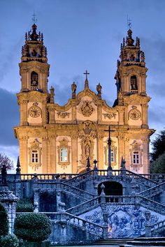 Remedios Church, Lamego Portugal Stone & Living - Immobilier de prestige - Résidentiel & Investissement // Stone & Living - Prestige estate agency - Residential & Investment www.stoneandliving.com