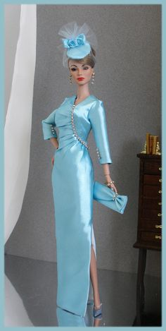 OOAK Fashions for Silkstone Fashion Royalty Vintage Barbie Poppy Parker   eBay