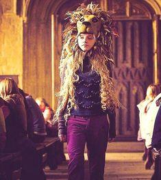 Полумна :: Luna Lovegood from Harry Potter series Harry James Potter, Wiki Harry Potter, Harry Potter Cosplay, Harry Potter Universal, Harry Potter World, Harry Potter Characters, Evanna Lynch, Hogwarts, Ravenclaw