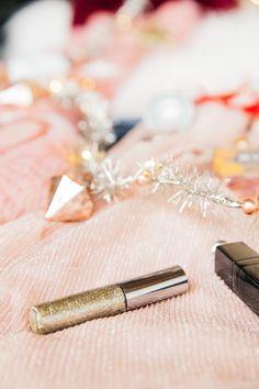 Brooke du jour | Urban Decay glitter eyeliner