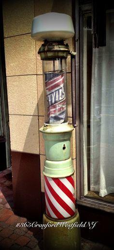 BARBER POLES on Pinterest   Barber's Pole, Barber Shop ...