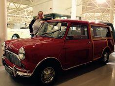 Immaculate Morris Mini Traveller