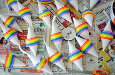 DIY Paper Cup Pinatas