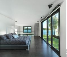 Bedroom Design Ideas In Various Styles And Colors 12