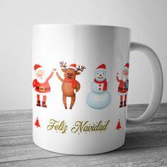 Taza Feliz Navidad