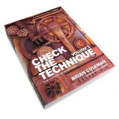 Brian Coleman: Check The Technique Volume 2 Book