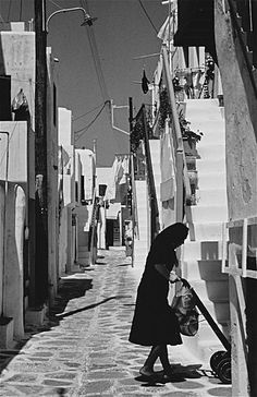 Mykonos / Cyclades / Mer Égée / Grèce / août 1983 | Flickr - Photo Sharing!