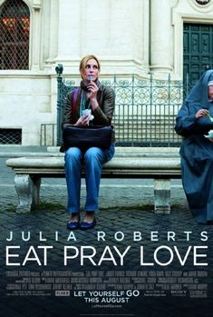 Julia Roberts in Eat Pray Love Julia Roberts, James Franco, Great Films, Good Movies, Brad Pitt, Eat Pray Love Movie, Come Reza Ama, Best Thanksgiving Movies, Billy Crudup