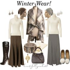 """Winter 2012"" by beautifullymodest1 on Polyvore"