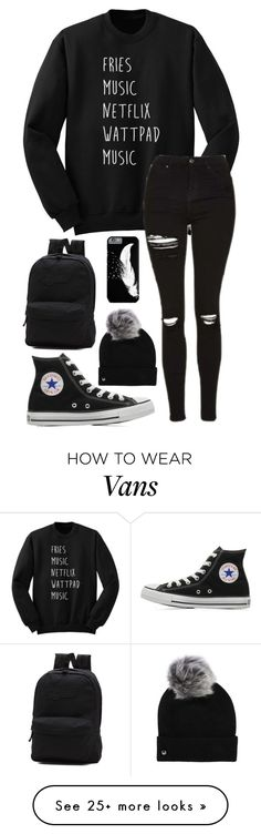 """""""540"""" by mrswilkinson on Polyvore featuring Converse, Vans and UGG"""