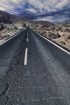 road trip #desert