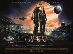 Win! Jupiter Ascending Merchandise - The Printworks