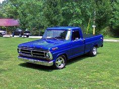 71 ford pickup   aytes's FordF150 Regular Cab