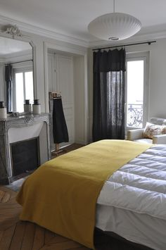 un due tre ilaria HOUSE TOUR⎬A TYPICAL PARISIAN INTERIOR