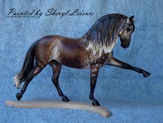 beatiful custom breyer arabians | Beautiful Custom Painted Models Currently For Sale