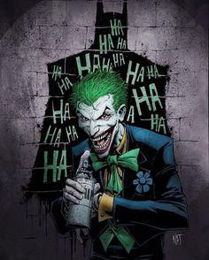 The Villain Who Laughs - Nat Jones
