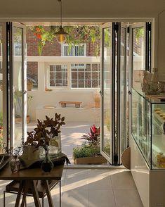 Seoul Apartment, Korean Cafe, Vintage Filters, Pastel Room, H & M Home, Brown Aesthetic, Aesthetic Backgrounds, Flower Shower, Lightroom Presets