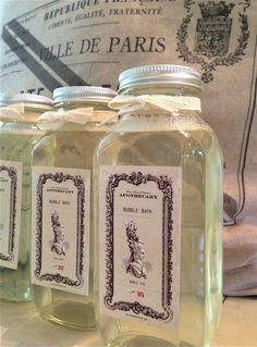 Our own bubble bath with no paraben, DEA, sls's or harsh detergents...mindfully handmade in small batches with Olive Esters, Chamomile and Glycerin...mountains of bubbles!