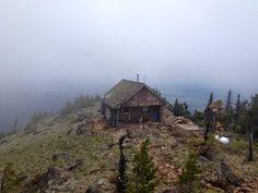 Black Butte Lookout, Deschutes National Forest, Oregon.