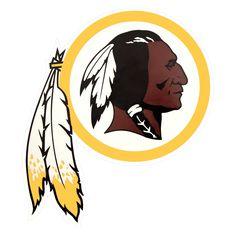 NFL Washington Redskins Small Outdoor Logo Decal