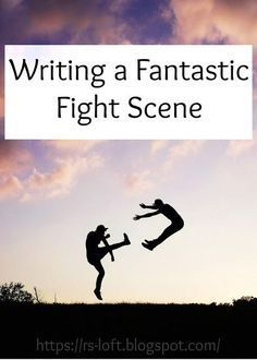 a Fantastic Fight Scene Writing a Fantastic Fight SceneThe Fight The Fight may refer to: In film and television: Other uses: Creative Writing Tips, Book Writing Tips, Writing Resources, Writing Help, Writing Prompts, Writing Lessons, Writing Workshop, Math Lessons, Writing Images
