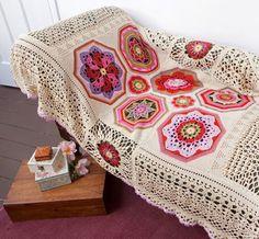 Irish crochet &: Ideas from Jane Crowfoot ... Идеи от Jane Crowfoot.
