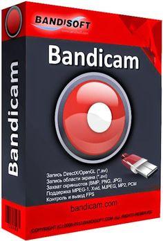 Bandicam 3.3.2.1195 Registered + Activation Number Free Download 'DirectX/OpenGL jendela', yang dapat digunakan untuk merekam target....