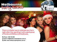 Melbourne Party Buses- Providing double decker party buses for rent