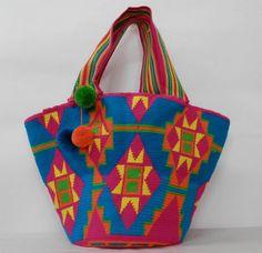 Beach Bag Tapestry Bag, Tapestry Crochet, Crochet Tote, Crochet Handbags, Diy Handbag, Boho Bags, Beach Tote Bags, Cute Bags, Knitted Bags