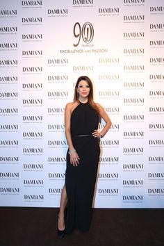 Eva Longoria at Damiani Boutique opening in Xintiandi, Shanghai