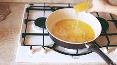 Des Gifs culinaires - La styliste culinaire Olga Kolesnikov et la photographe Daria Khoroshavina se sont associées dans la réalisation de cette série hypnotisante de Gifs culinaires.