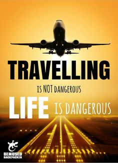 Is travel really as dangerous as the media makes out?