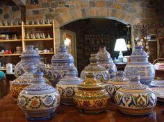 The hotel you'll be staying at in #Yerevan has #ceramic souvenirs made entirely by hand at their Family Care sponsored #Spitak Art School! #voluntourism #avcvoluntourism #armenia #travel #adventure http://armenianvolunteer.org/index.php/programs/voluntourism