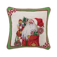 Toss this festive pillow onto your living room sofa or reading nook arm chair for a touch of holiday cheer, or set it on the guest room bed to greet travelin...