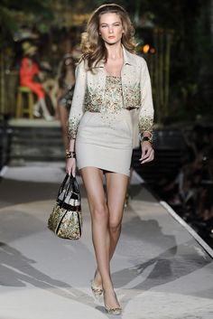 Dsquared2 RTW Spring 2014 [Photo by Giovanni Giannoni]