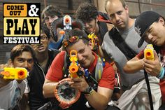 Come Out & Play Festival || New York City || Submissions Call